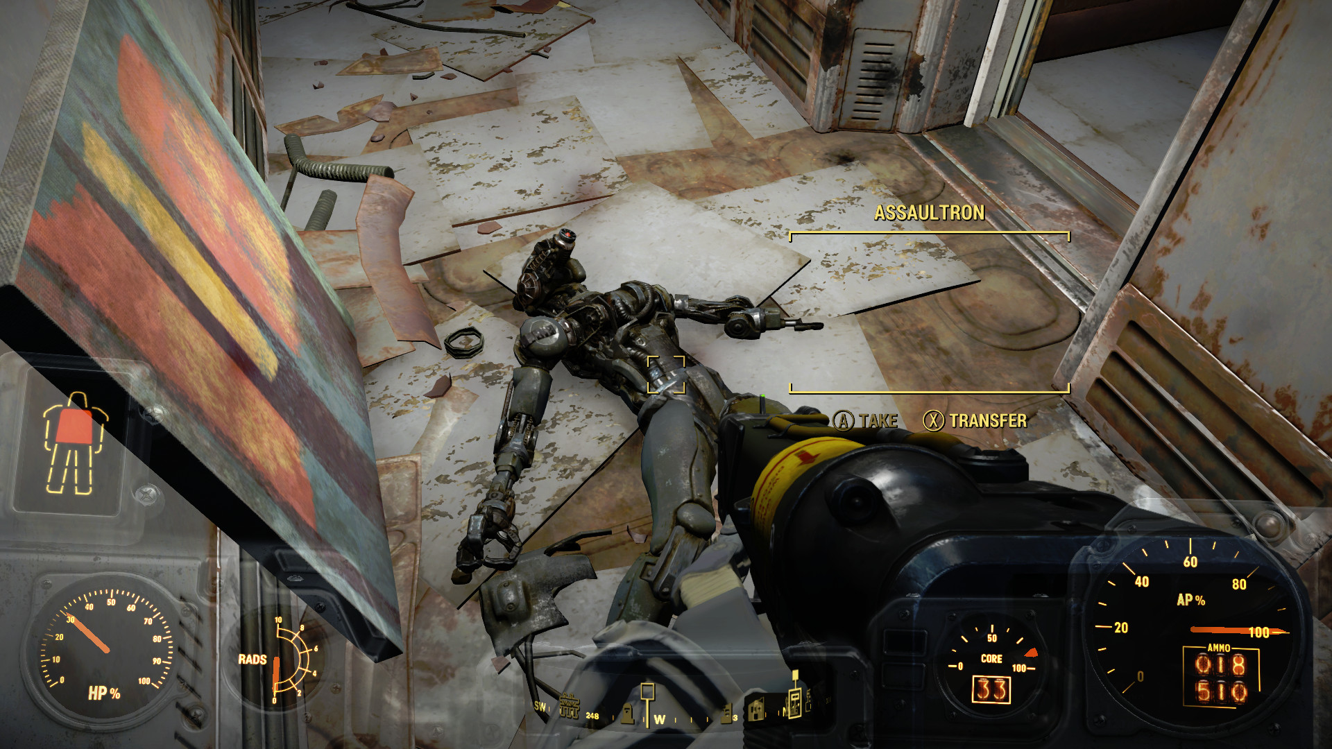 Free Download Fallout 4 X 01 Power Armor 05 Just Push Start