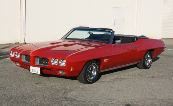 1970 GTO 1970 GTO Judge 562x346