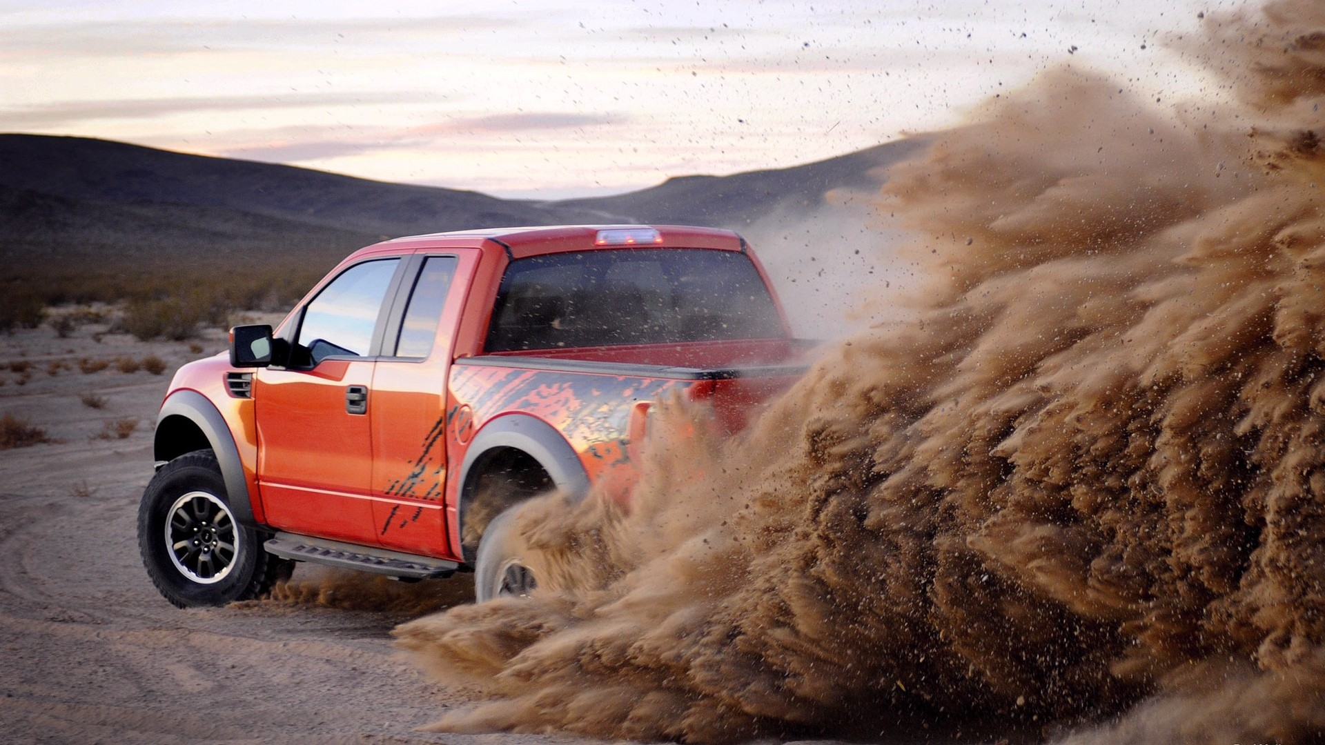 Ford Truck Wallpapers HD wallpaperwiki 1920x1080