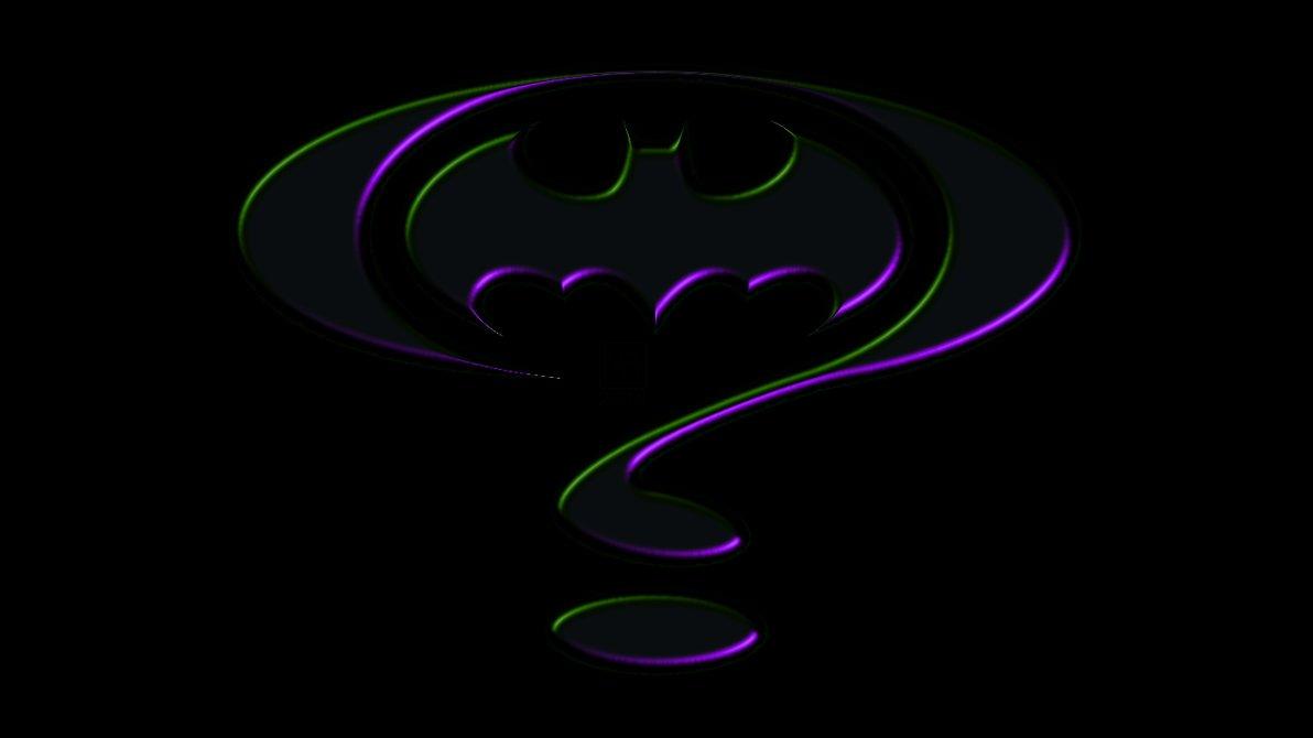 Batman Forever Symbol WP by MorganRLewis 1192x670