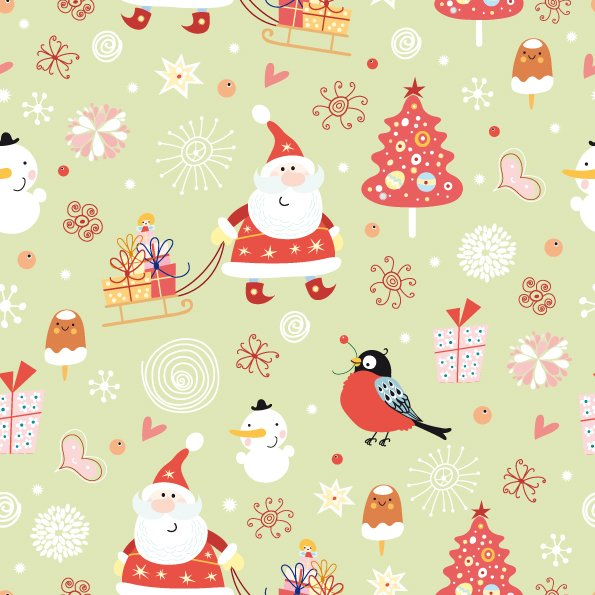 Christmas backgrounds for 595x595