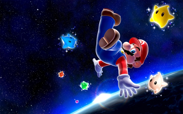 Super Mario HD Wallpapers   Wallpapers 728x455