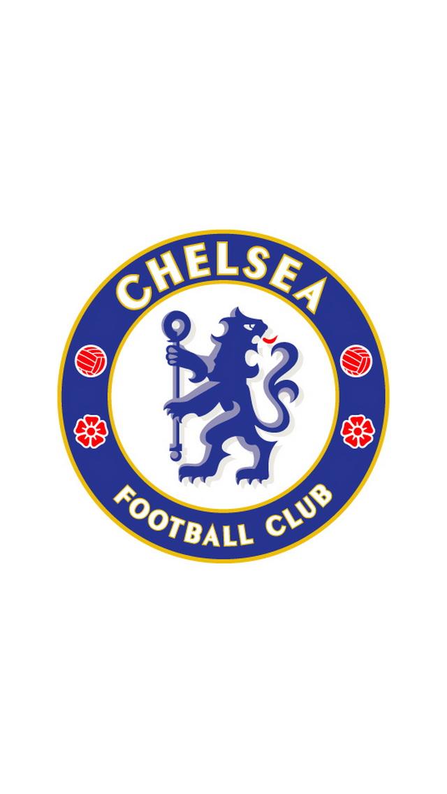 Chelsea FC Logo IPhone 5 Wallpaper Wallpapers Gallery 640x1136