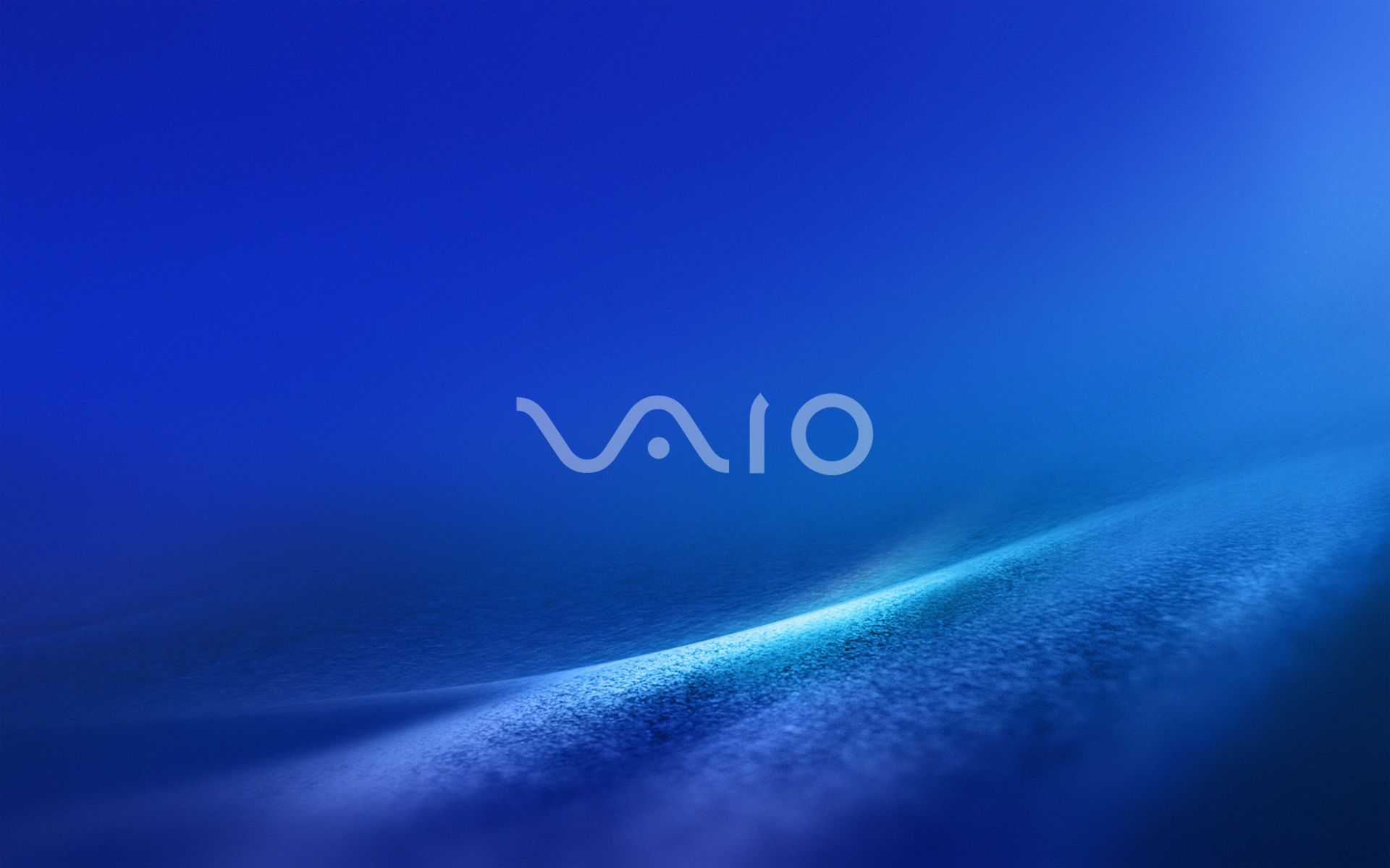 Vaio Dark Blue wallpapers HD   14333 1920x1200