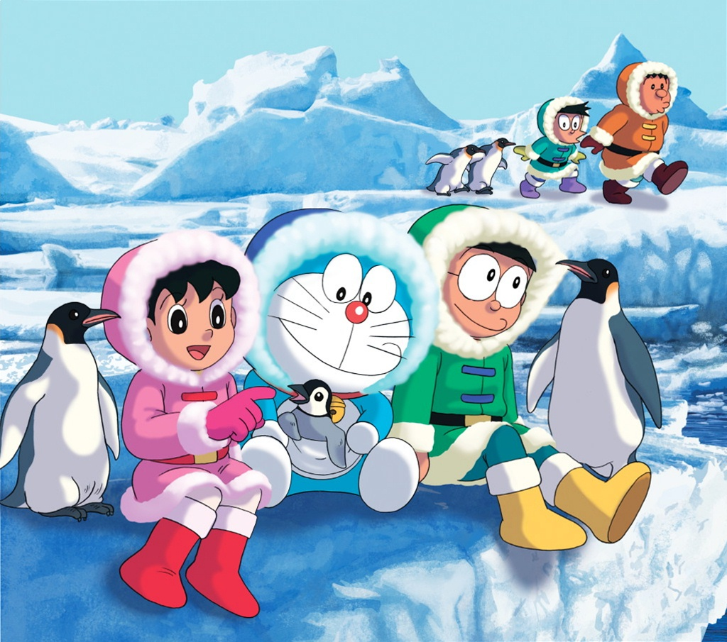 Doraemon 3D Wallpaper   Wallpapers HD Fine 1024x905