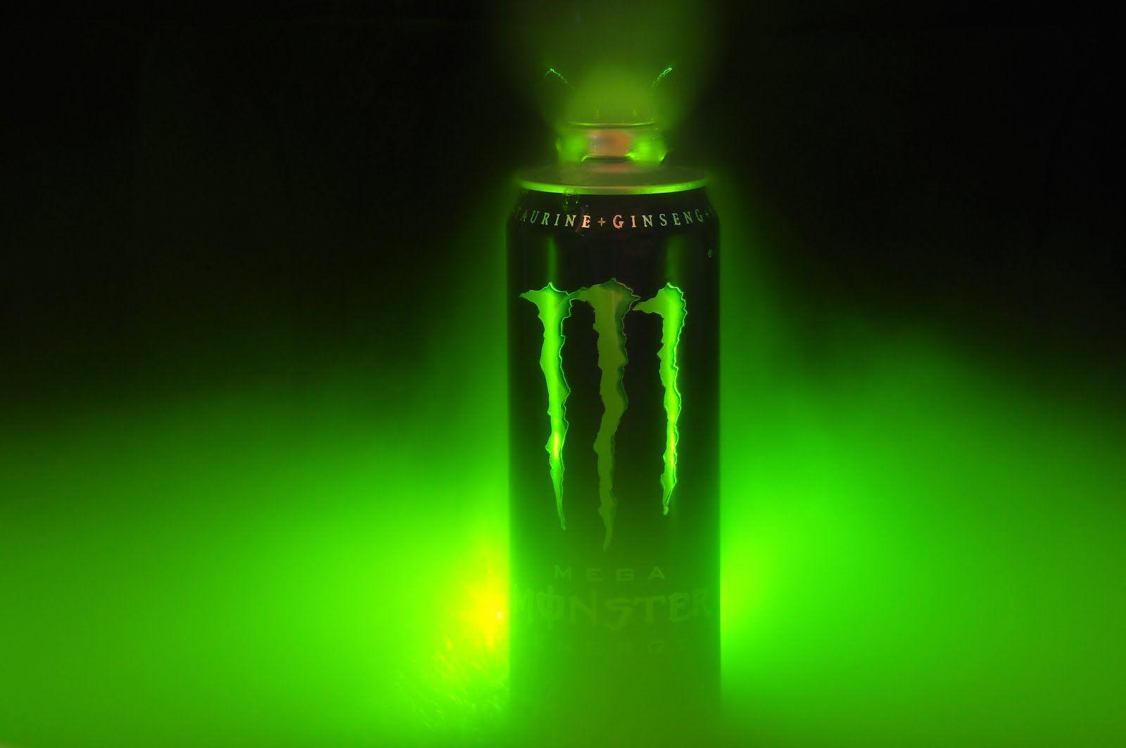 Monster Energy Drink Logo Wallpapers 1600x1063