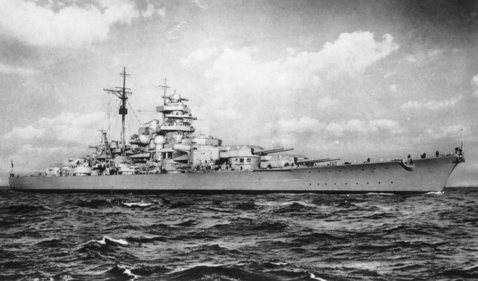 Battleship Bismarck wallpaper   ForWallpapercom 1536x904