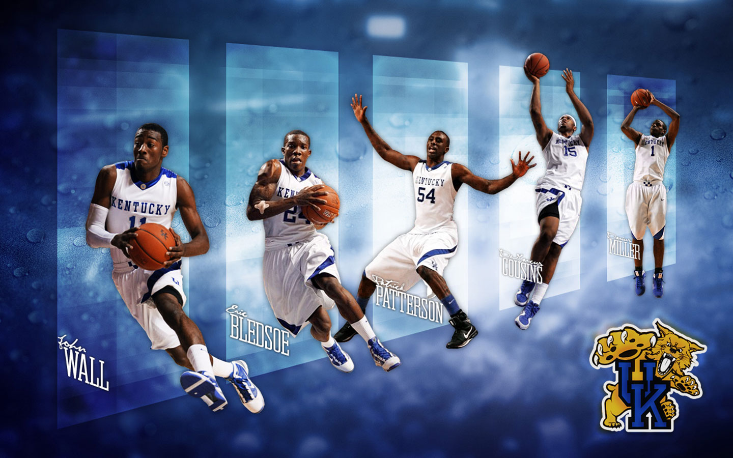 FunMozar Kentucky Wildcats Basketball Wallpapers 1440x900