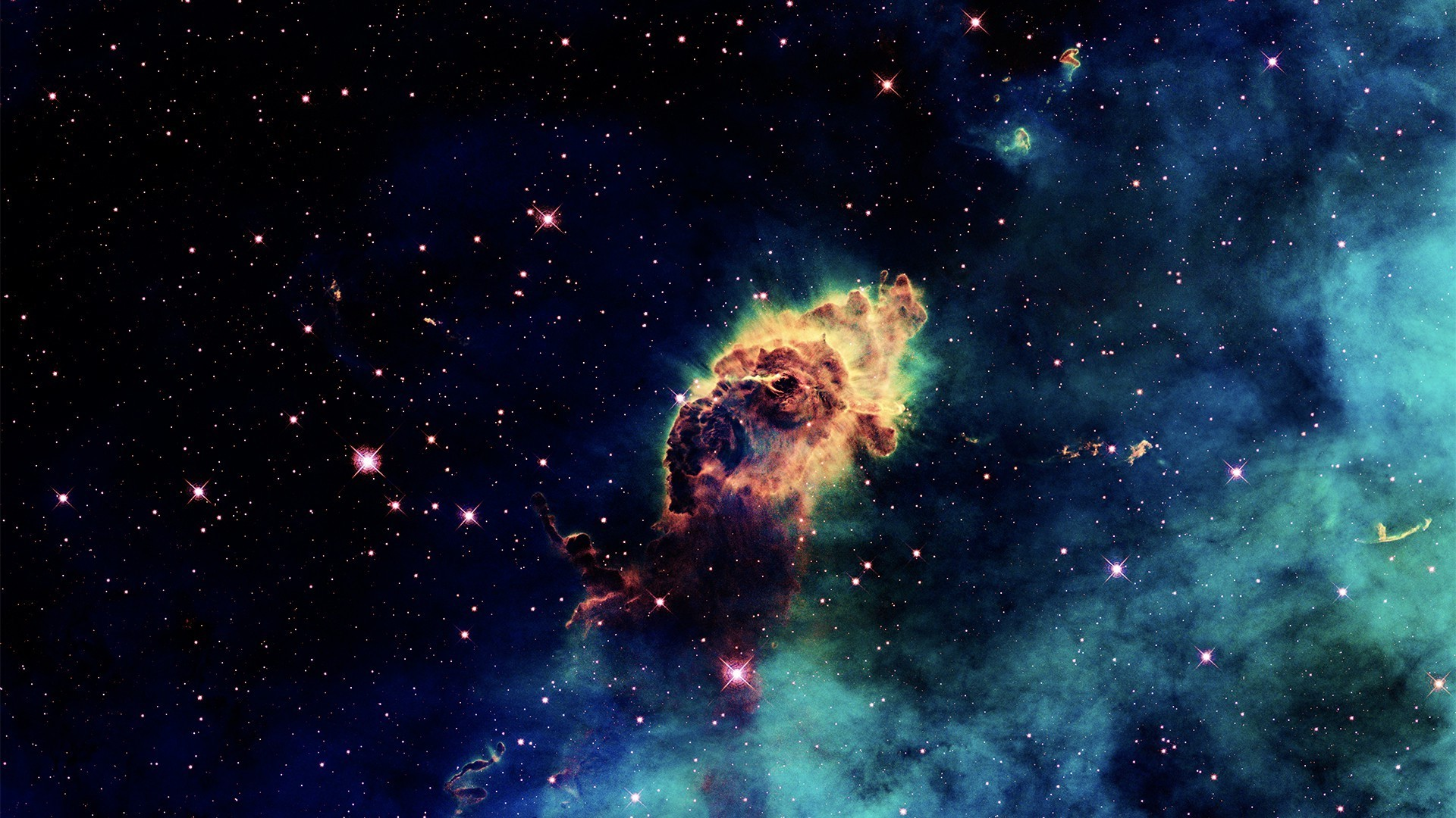 carina nebula hd - photo #13