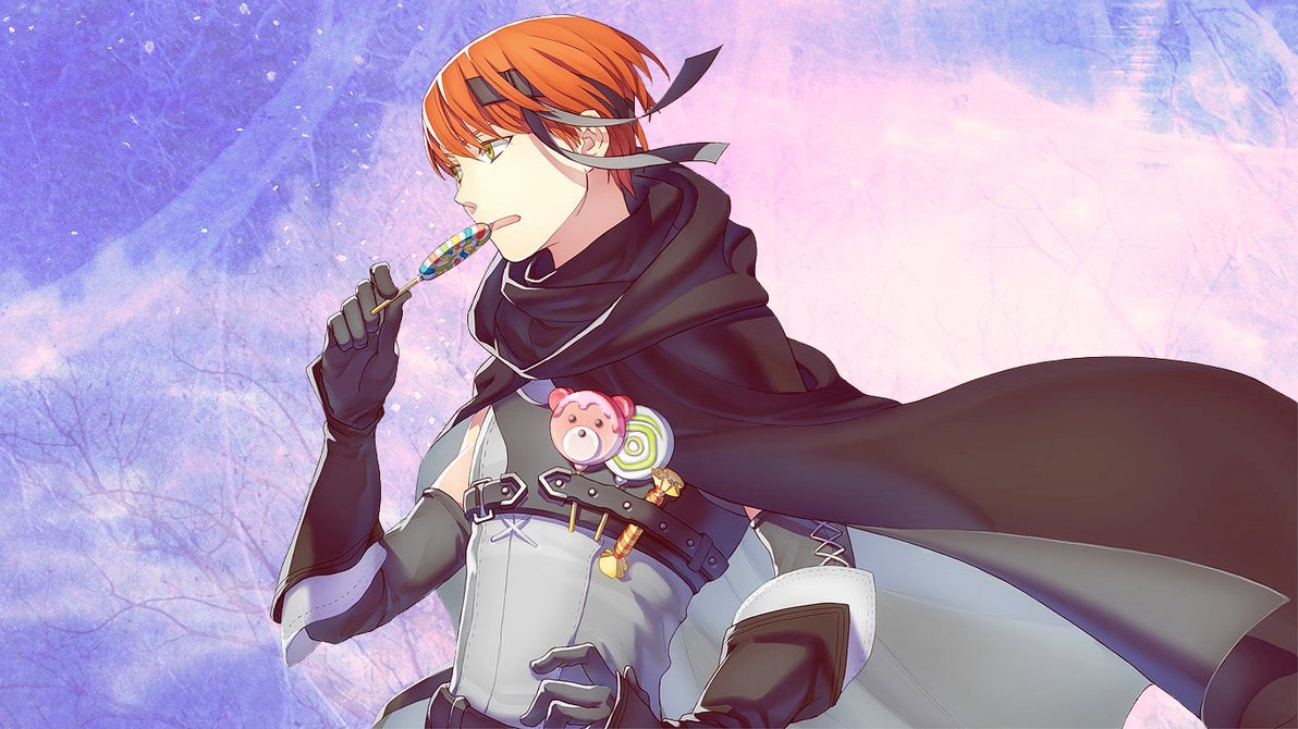 Free download Fire Emblem Awakening Wallpaper Henry Fire