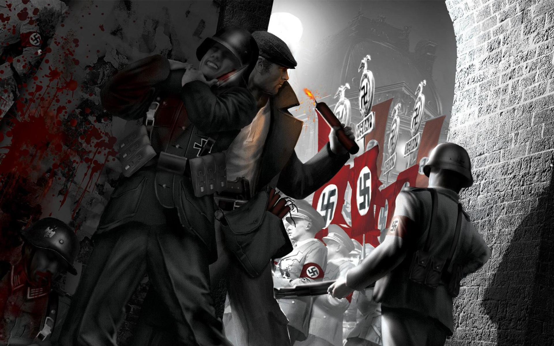 Game Wallpapers The Saboteur Spy Wallpaper 1920x1200