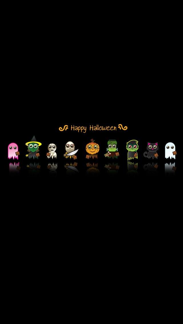50+] Halloween Wallpaper iPhone on WallpaperSafari