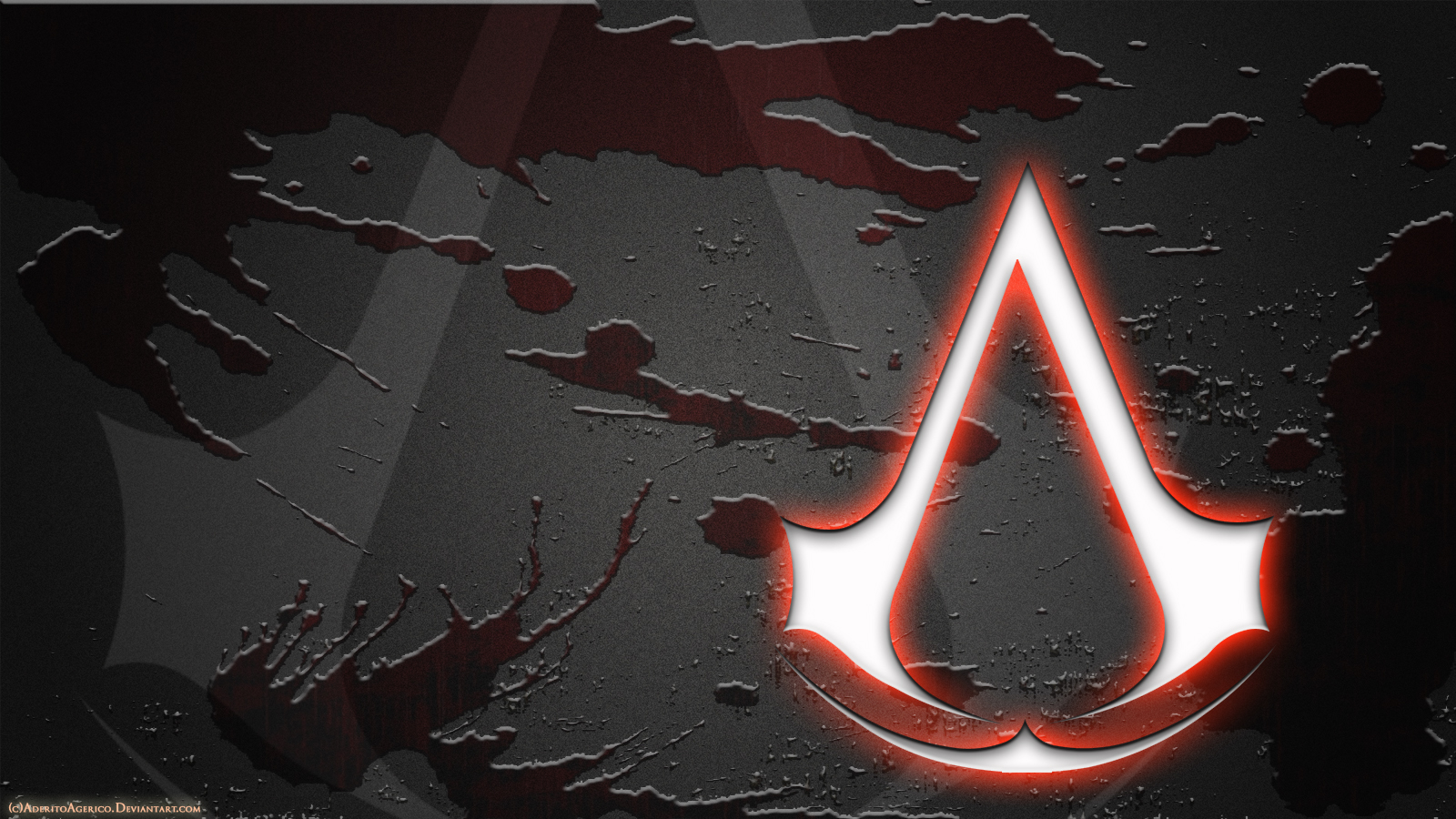 Assassins Creed Wallpaper by AderitoAgerico 1600x900