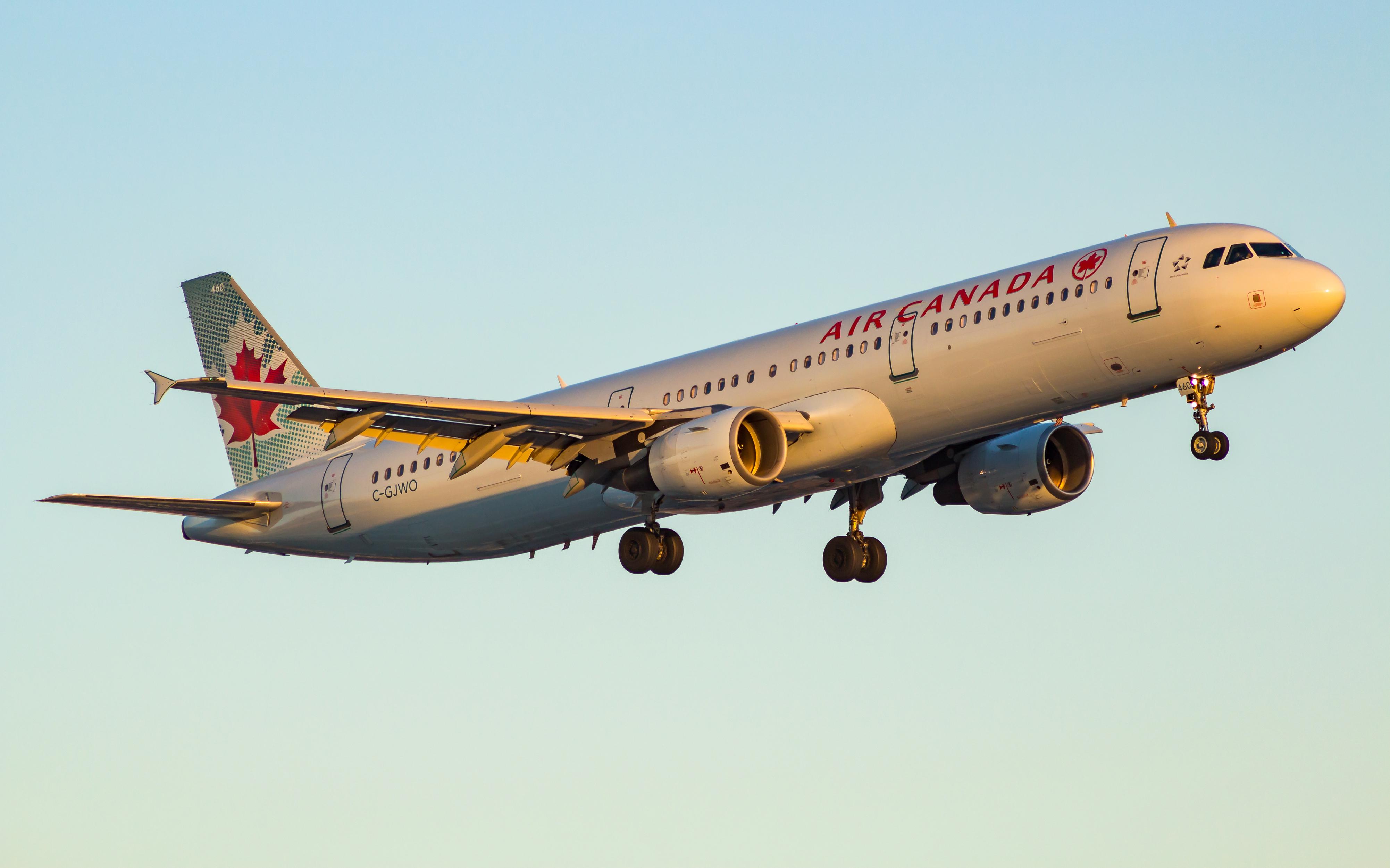 Desktop Wallpapers Aviation Airplane Passenger Airplanes 4004x2500 4004x2500