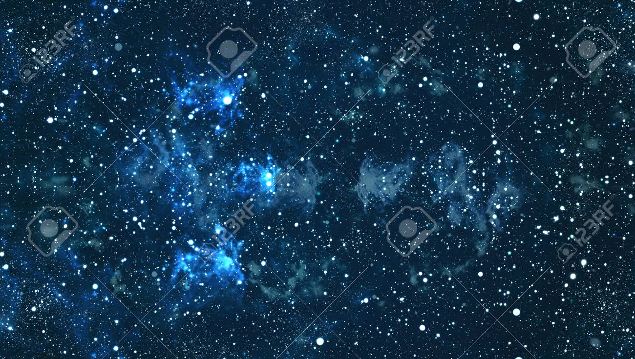 Starry Outer Space Background TextureDeep Space Stock Photo 1300x736