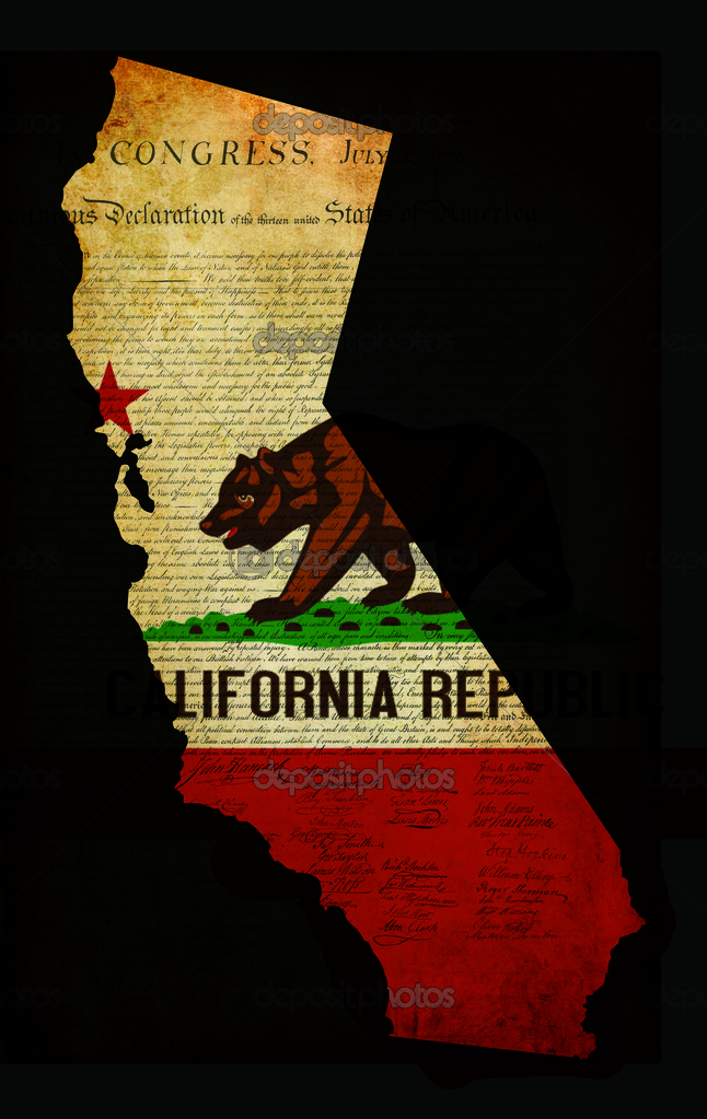 official california state flag wallpaper