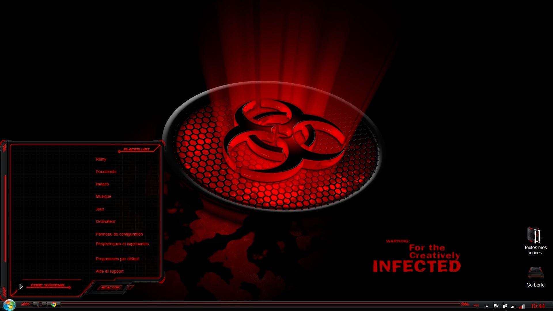 Prächtig Alienware Red Wallpaper - WallpaperSafari &SL_63