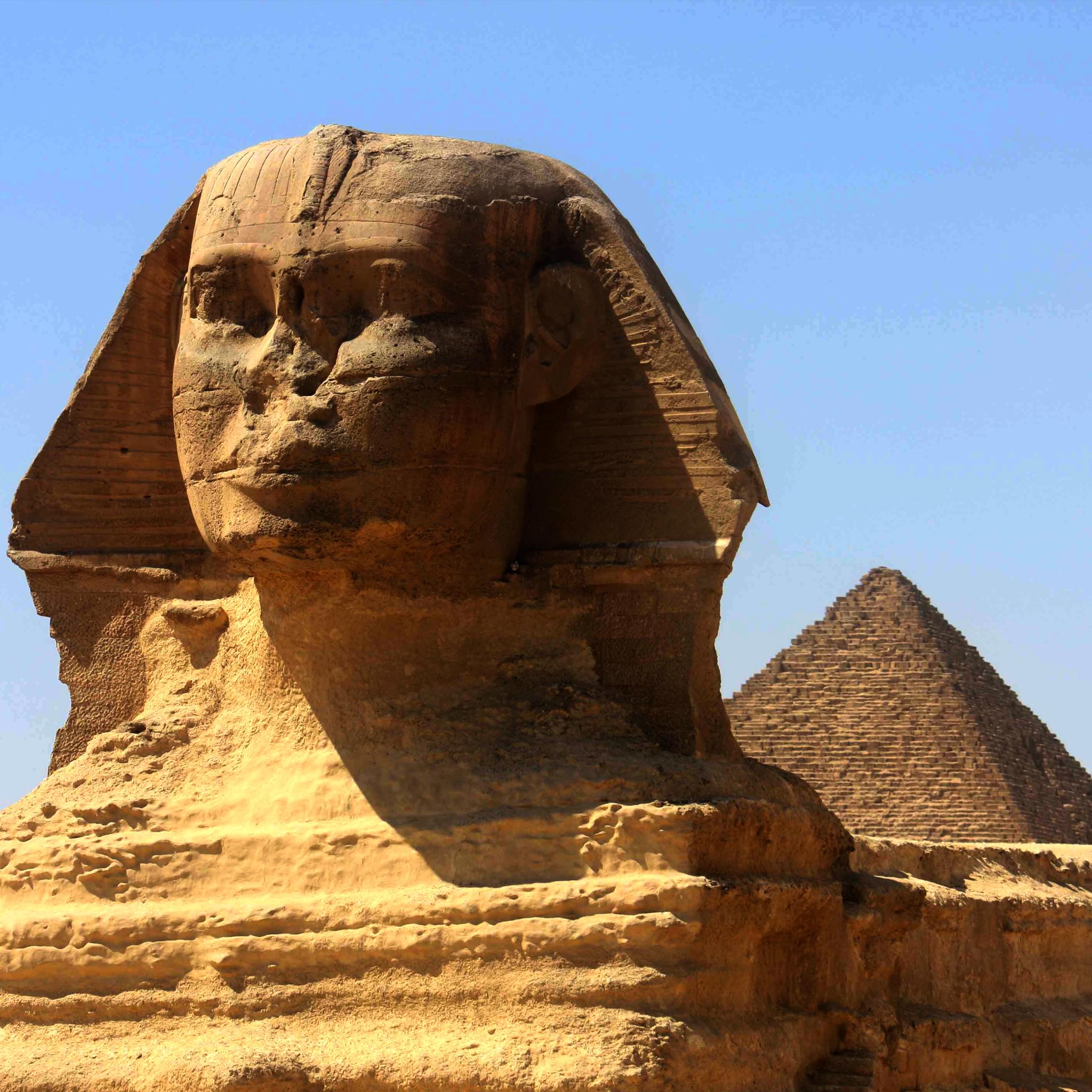 Egypt Wallpaper: Sphinx Wallpaper