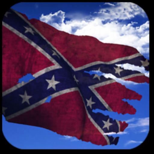 Rebel Flag Live Wallpaper v241 512x512