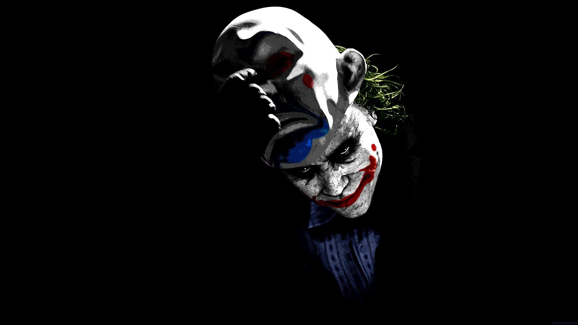 Scary Clown HD Wallpaper