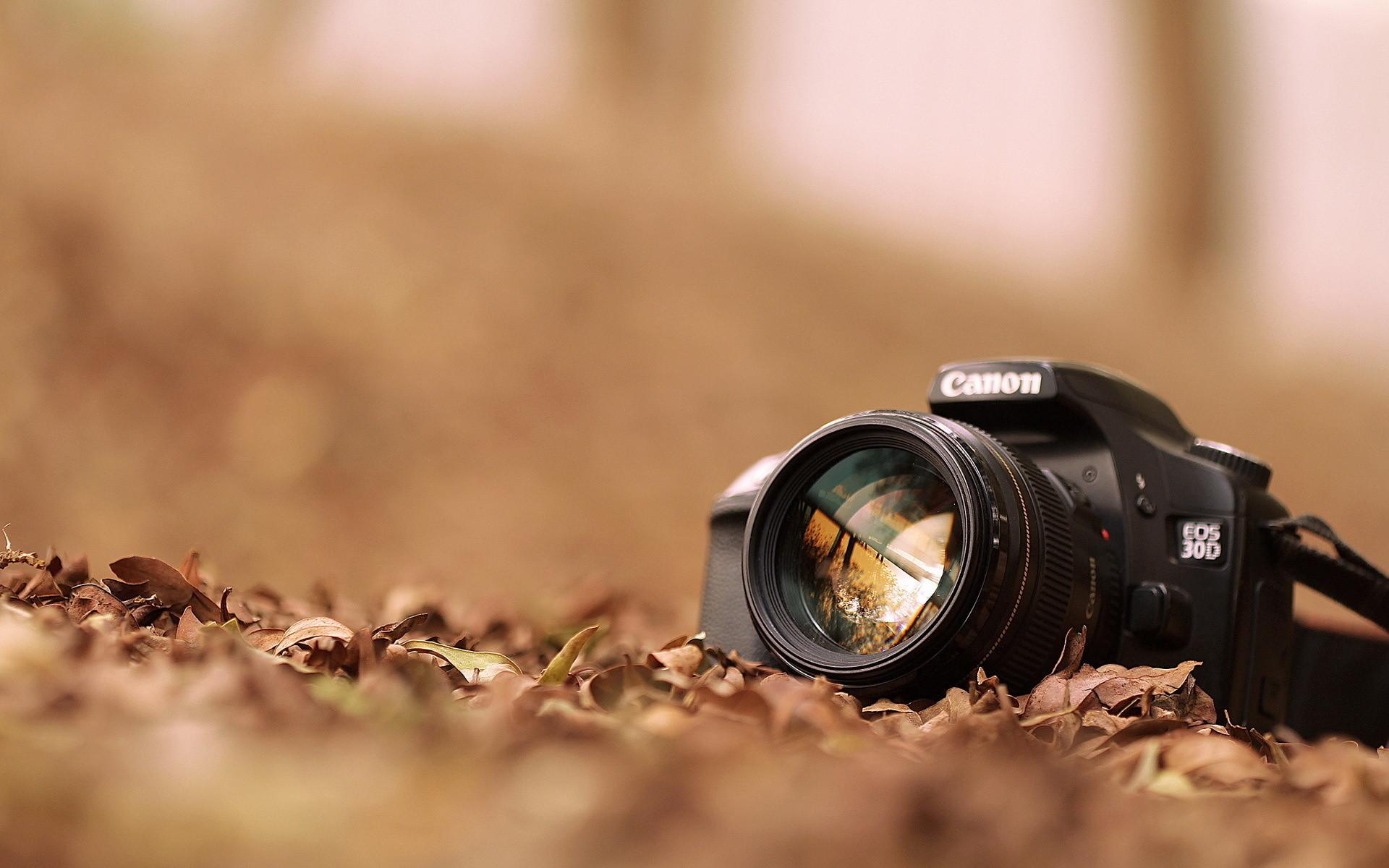 Canon Professional Camera HD resolution Wallpaper   Picture for 1920x1200