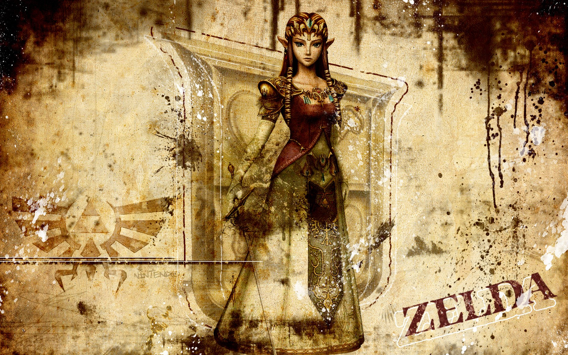 Zelda   The Legend of Zelda Wallpaper 2833164 1920x1200