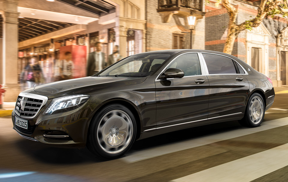 2016 Mercedes Benz S600 Pullman Maybach   Car Wallpaper 960x608