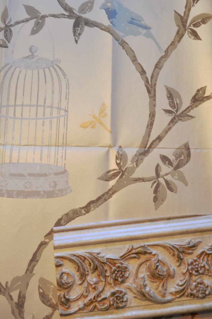 Easy Ways to Gild and Use Metallics on Moldings and Furniture   The 682x1024