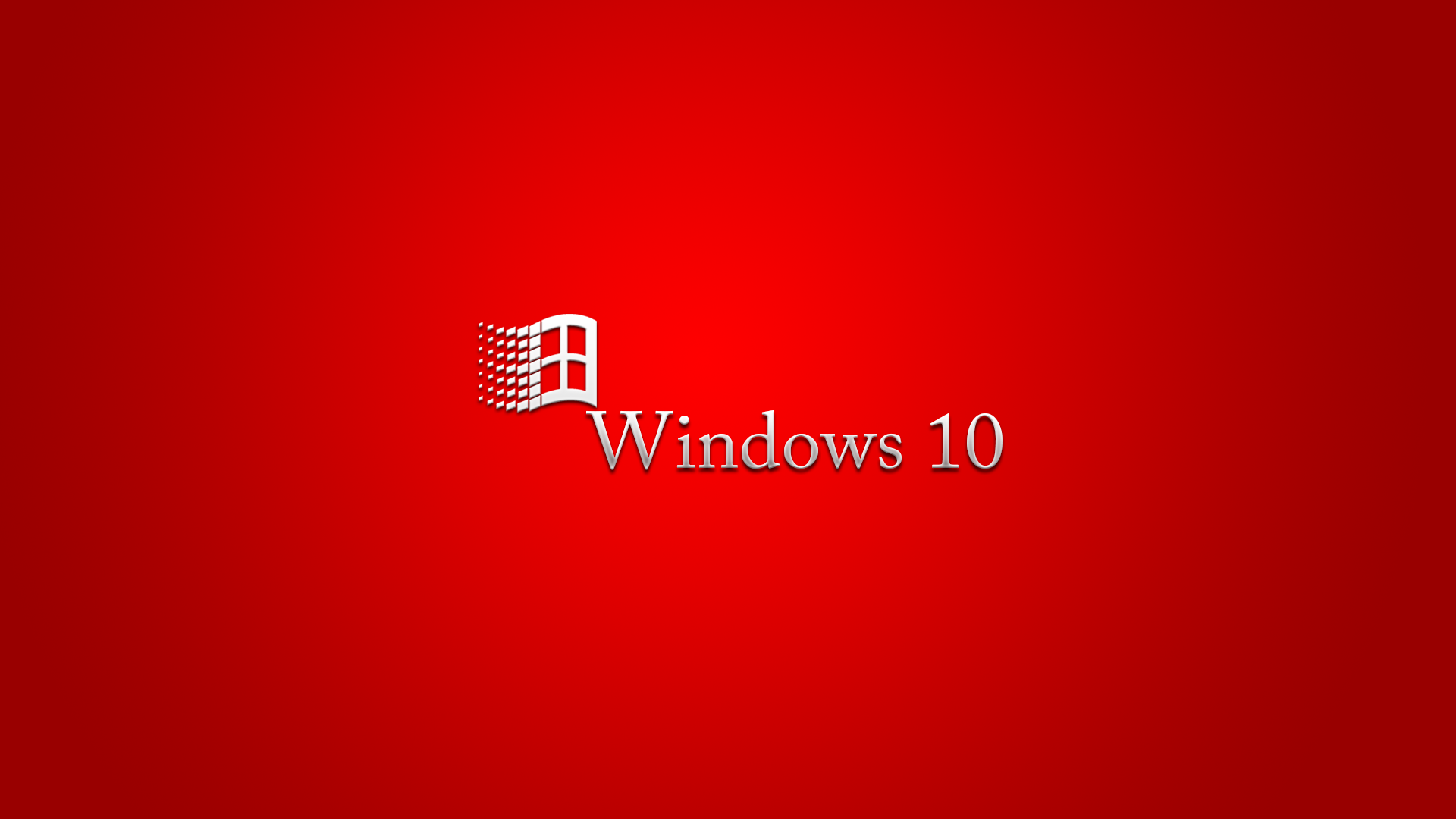 Red Wallpaper Windows 10 Wallpapersafari