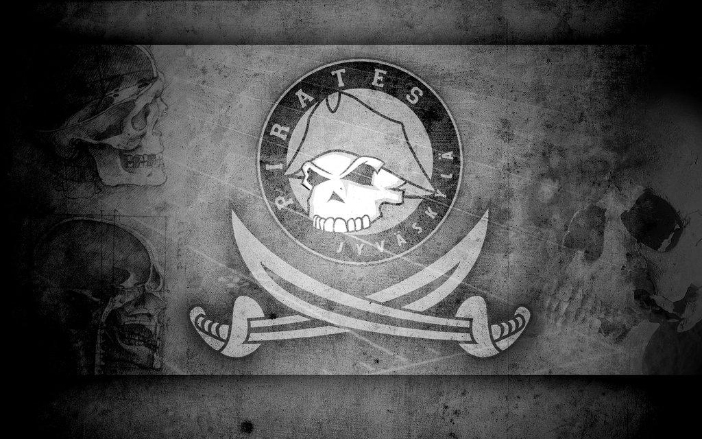 pirates wallpaper Jyvaskyla Pirates wallpaper by 1024x640