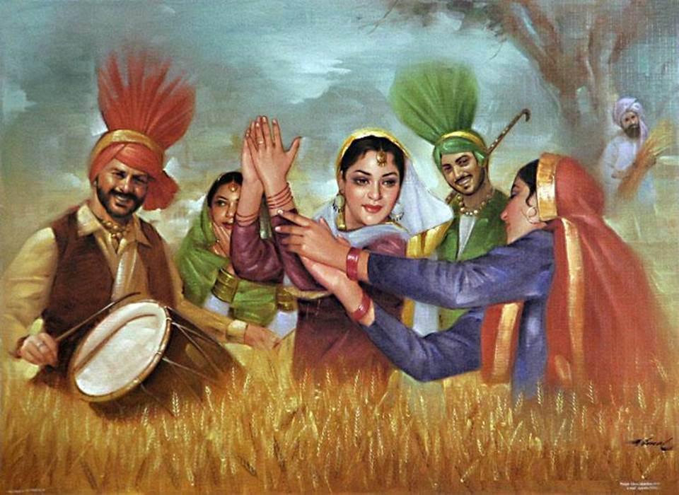 Punjabi Culture Wallpapers 960x700