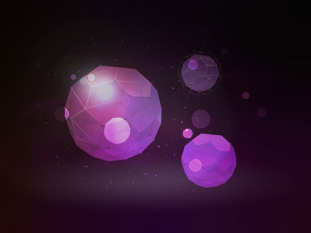 3D ball wallpaper background 3D wallpapers Amazon Kindle Fire 1024x768
