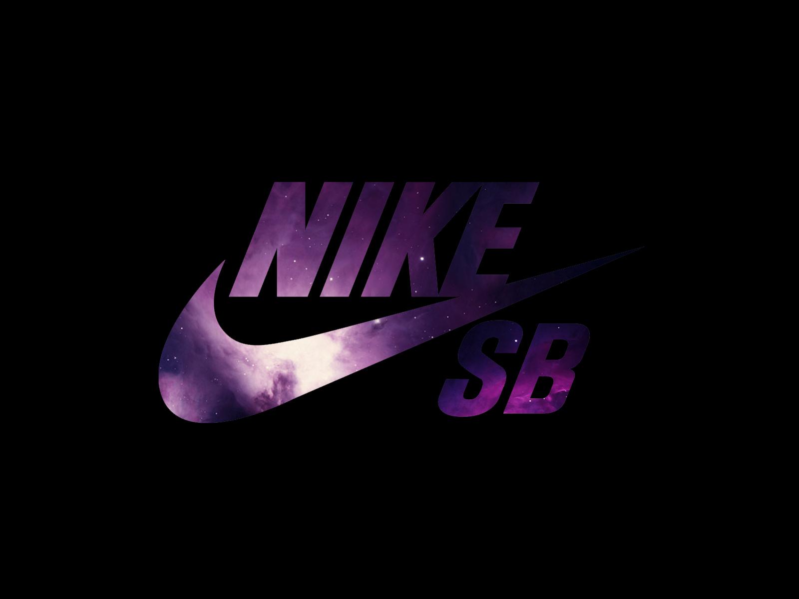Purple Nike SB Logo Fashion Sport Background 6120 Wallpaper 1600x1200