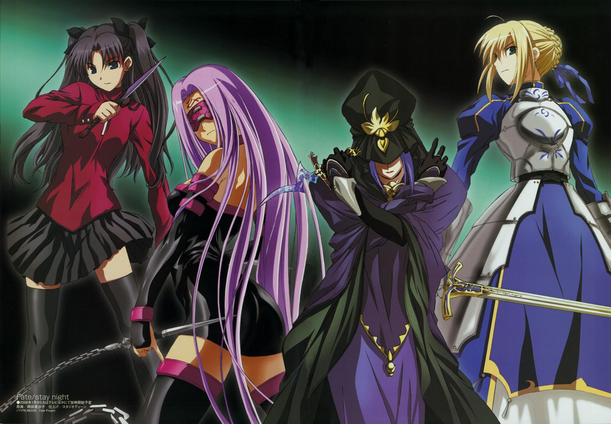 fatestay night konachannet   Konachancom Anime Wallpapers 1994x1383