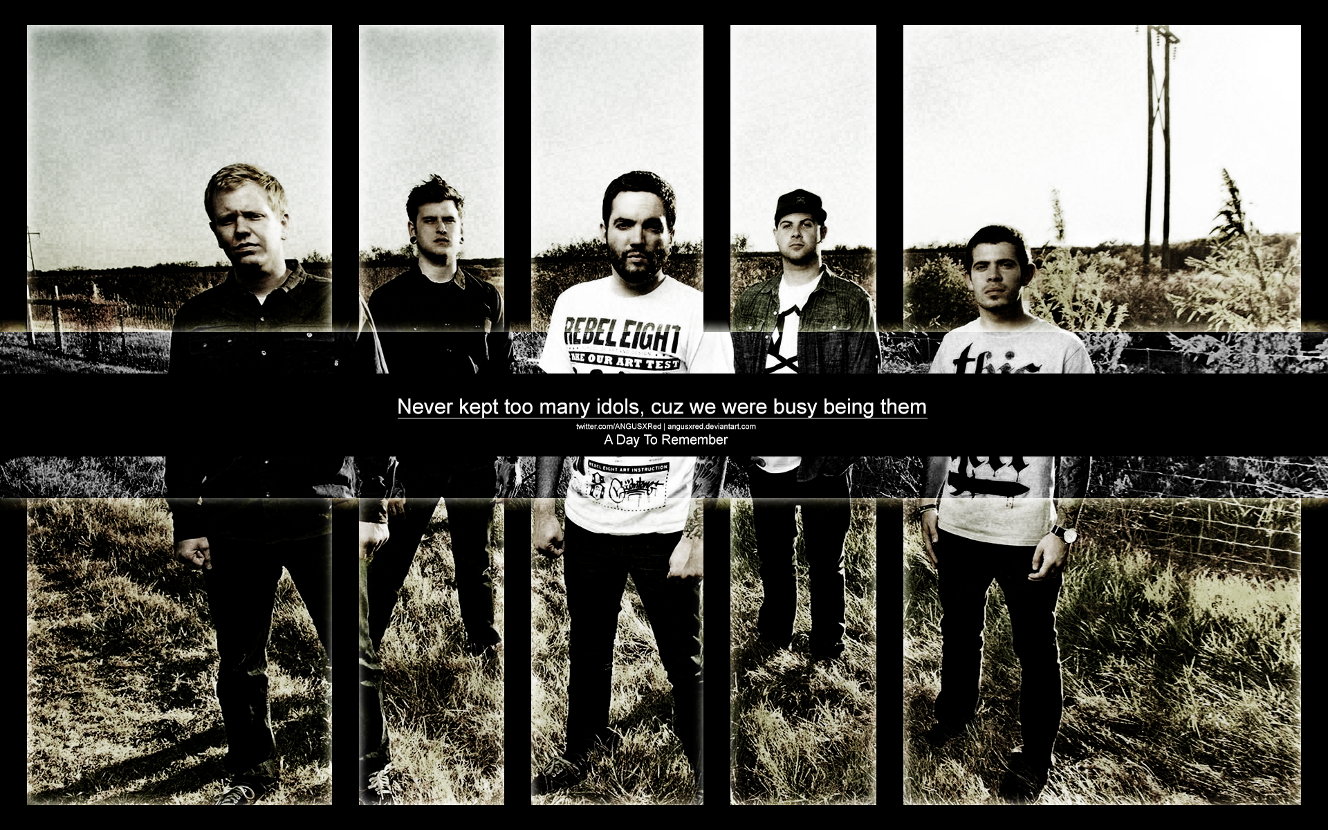 A Day To Remember Wallpapers A Day To Remember Wallpapers 1920x1200