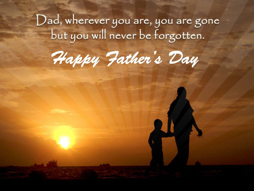Fathers Day HD Wallpaper 1024x768
