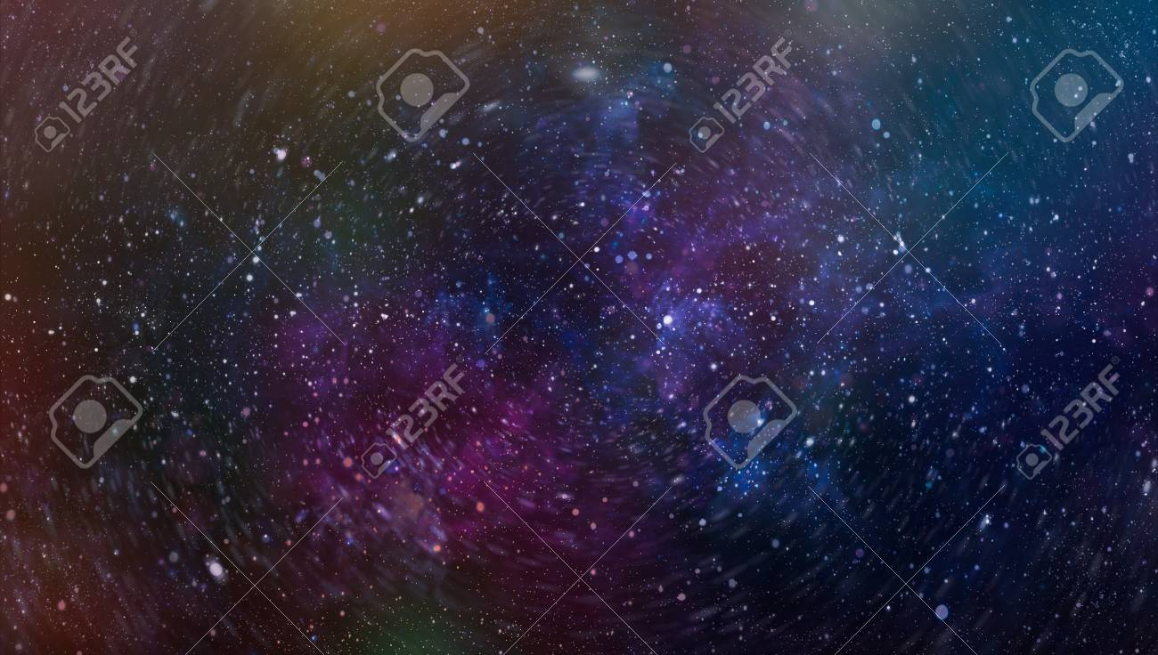 High Definition Star Field Background Starry Outer Space 1300x736