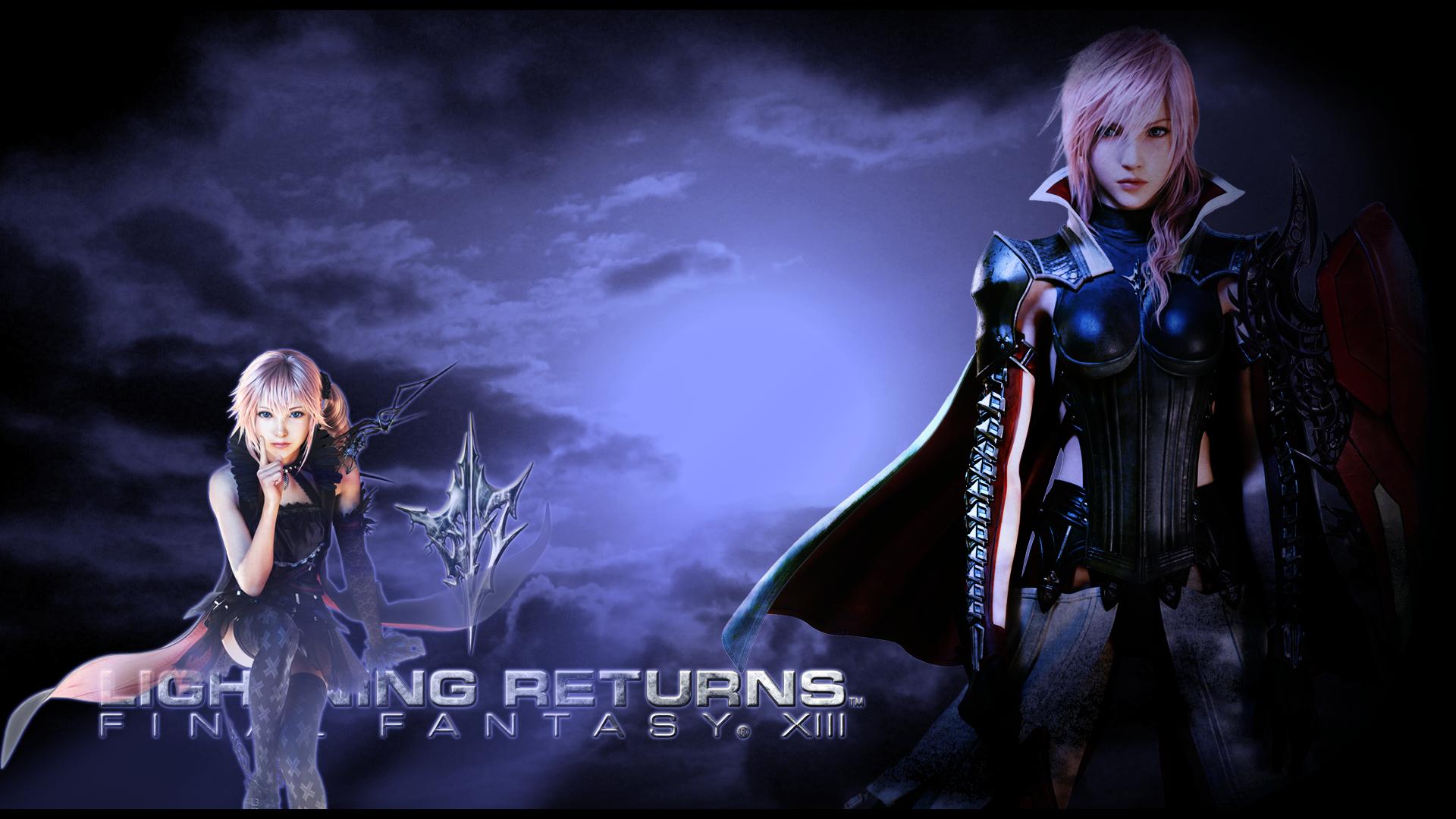 Free Download Lightning Returns Final Fantasy Xiii 2014 Jeux
