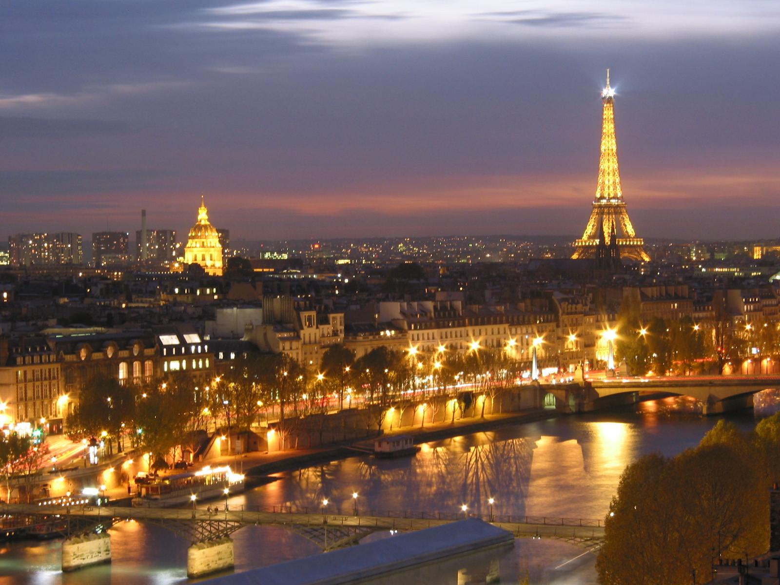 Paris Wallpaper Top 10 in Paris 1600x1200