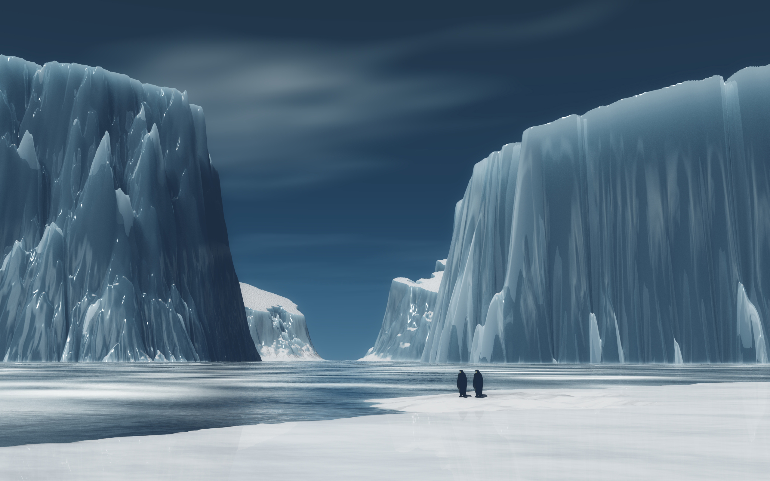 Download   Ice Mountains In Antarctica 706121   HD Wallpaper 2560x1600