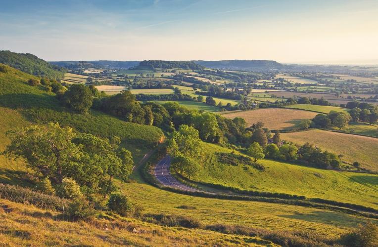 English Countryside Wall Mural MuralsWallpapercouk 764x500