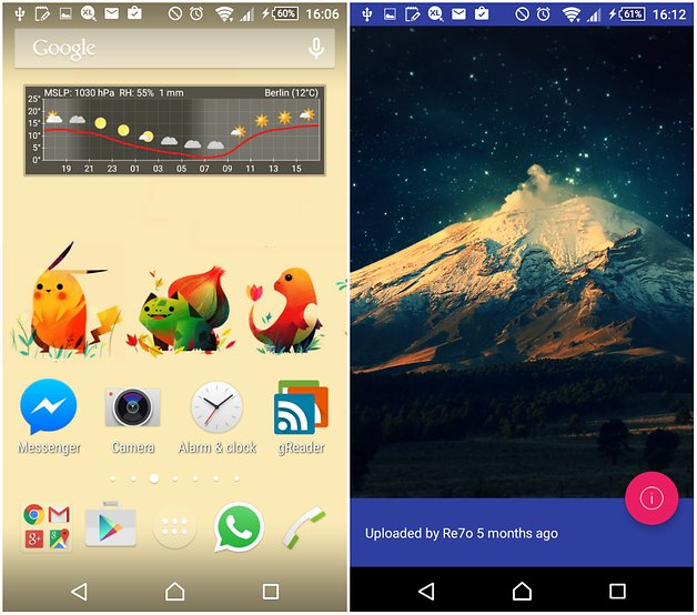 10 Best Android Wallpaper Apps Download   2015   Shy Android 628x554