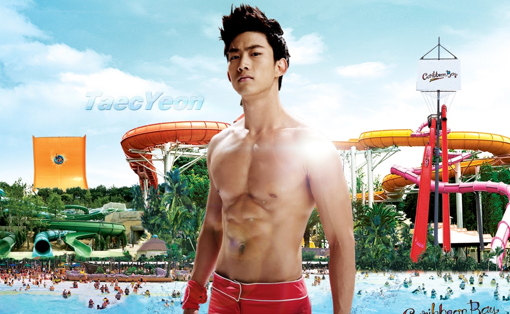 TaecYeon CABI Wallpaper Download 1024x630