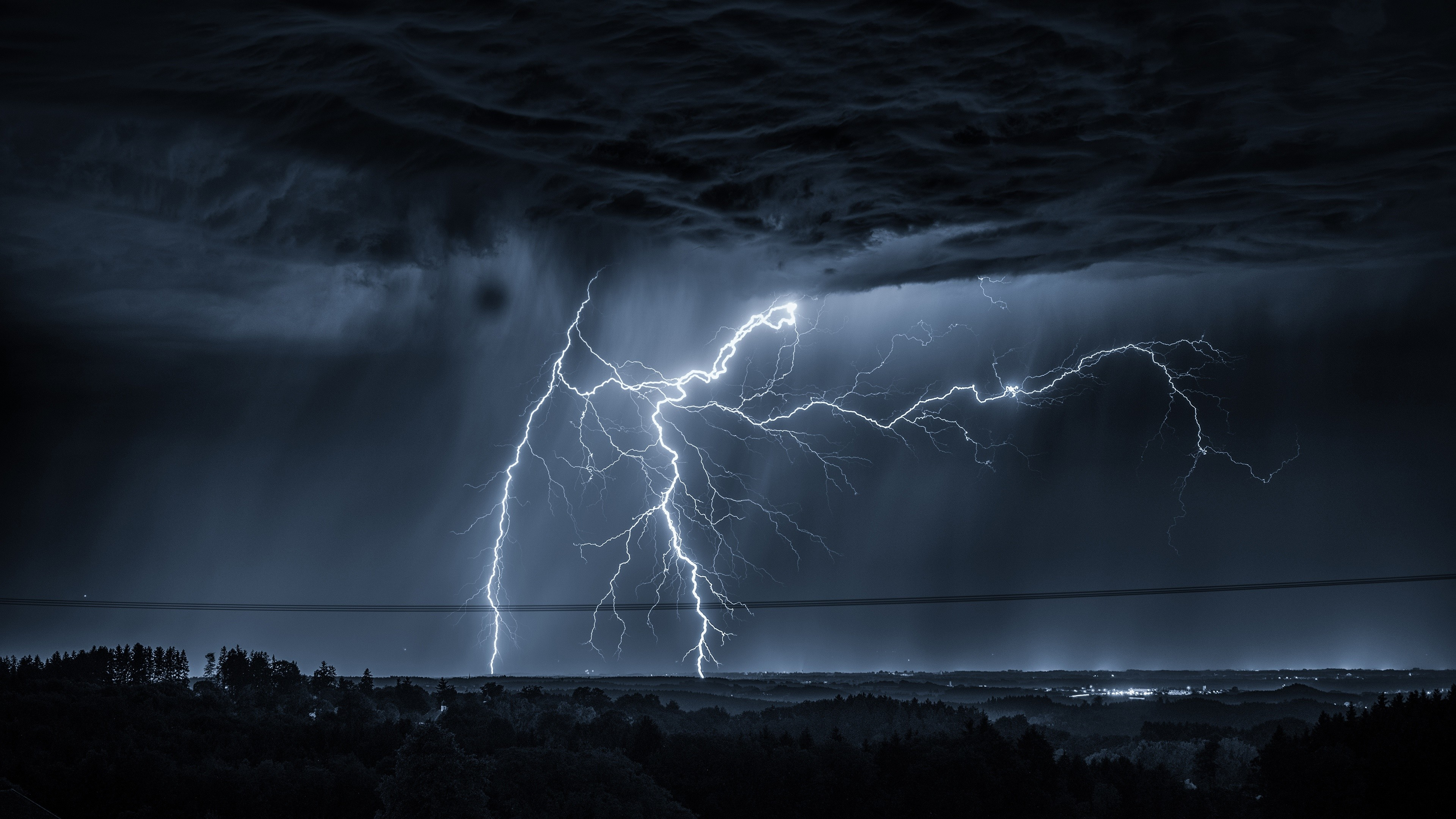 69 Hd Storm Wallpapers on WallpaperPlay 3840x2160