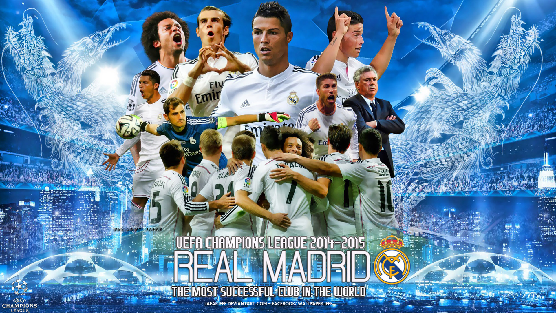 Free Download Real Madrid Logo Wallpapers 2015 Hd 1920x1080