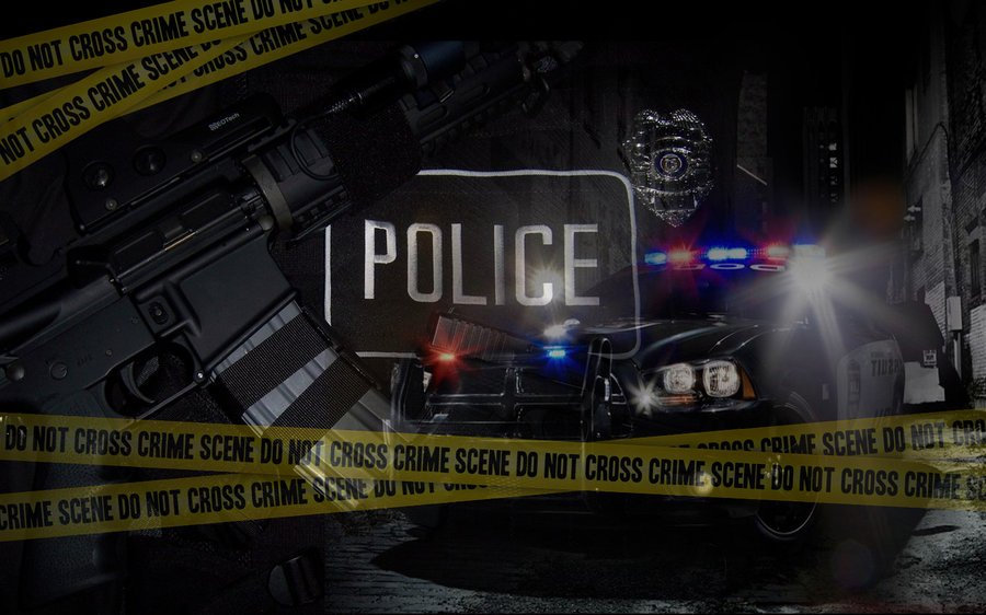 Police Desktop by Chrippy 900x562