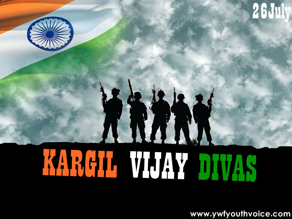 Kargil Vijay Diwas Relive The Moments 1024x768