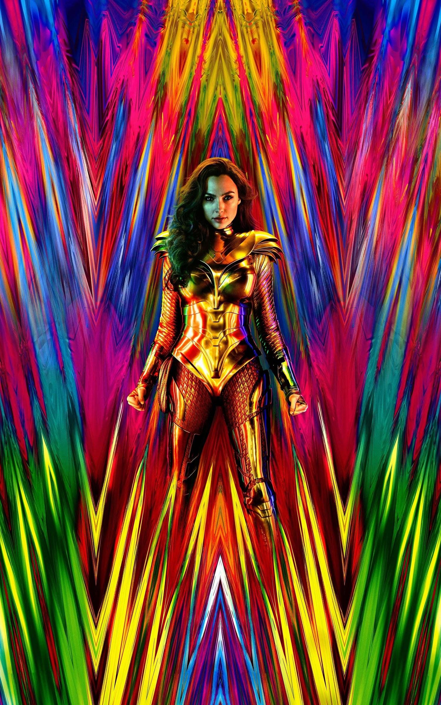 Wonder Woman 1984 2020 wallpaper   4K Hero Collection 1500x2400