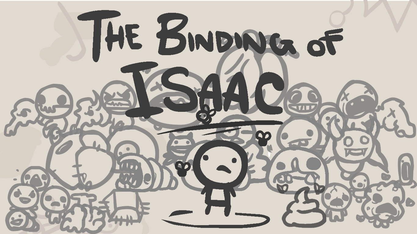 BOI The Binding of Isaac Know Your Meme 1366x768