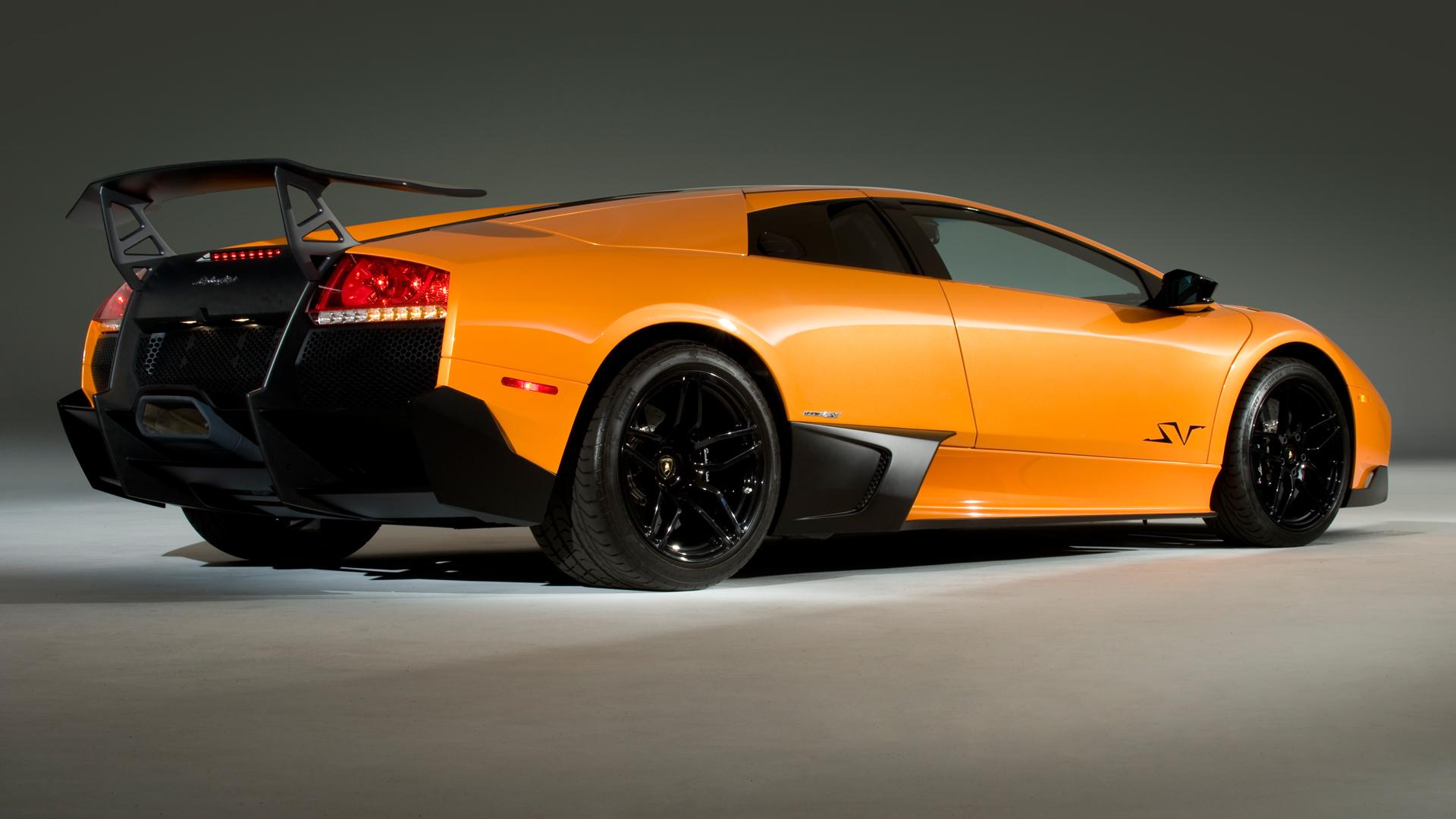 Download Lamborghini Murcielago Sv Hd Wallpaper 1920x1080 73